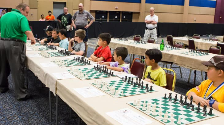 GM Ben Finegold Youth Simul