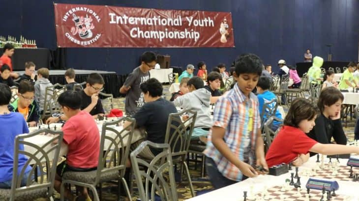 Las Vegas International Chess Festival – The Chess Vacation